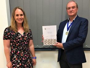 Holmes Chapel Parish Council receives Quality Gold in National Award Scheme
