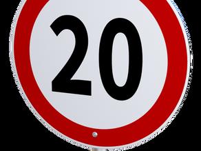 20mph Speed Limit Survey