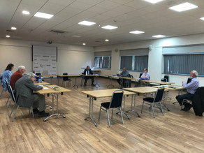 Return to Face to Face Parish Council Meetings