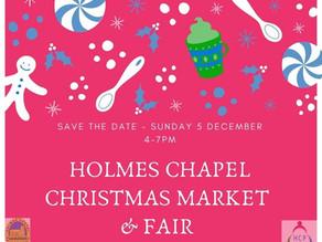 Christmas Market Needs Volunteers
