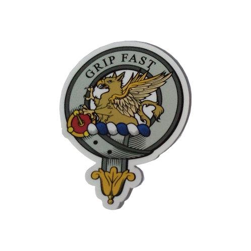 Clan Badge Sticker - Set of 5