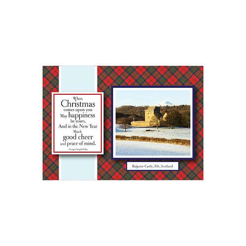 Balgonie Castle Christmas Cards