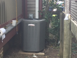 Completed AC Units