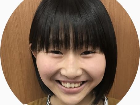 福島高校 菅野 なな美(松陵中)