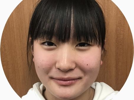 橘高校   河野 莉緒(松陵中)