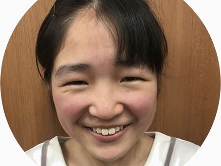 福島東高校 末永 夏生(渡利中)