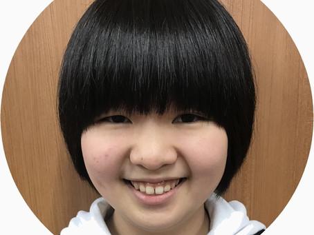 福島高校  野田 純伶(信夫中)