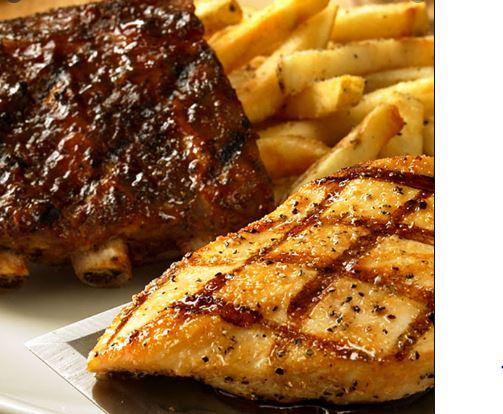 ribs chicken