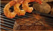 steak shrimp
