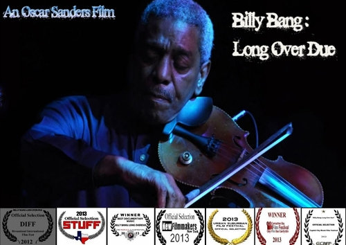 Billy Bang: Long Over Due DVD S&H Included