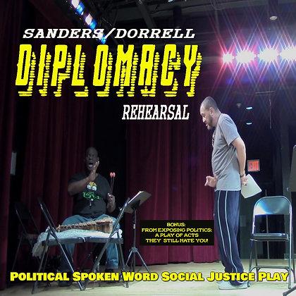 Diplomacy: Rehearsal The Art of Listening Before You Speak dvd