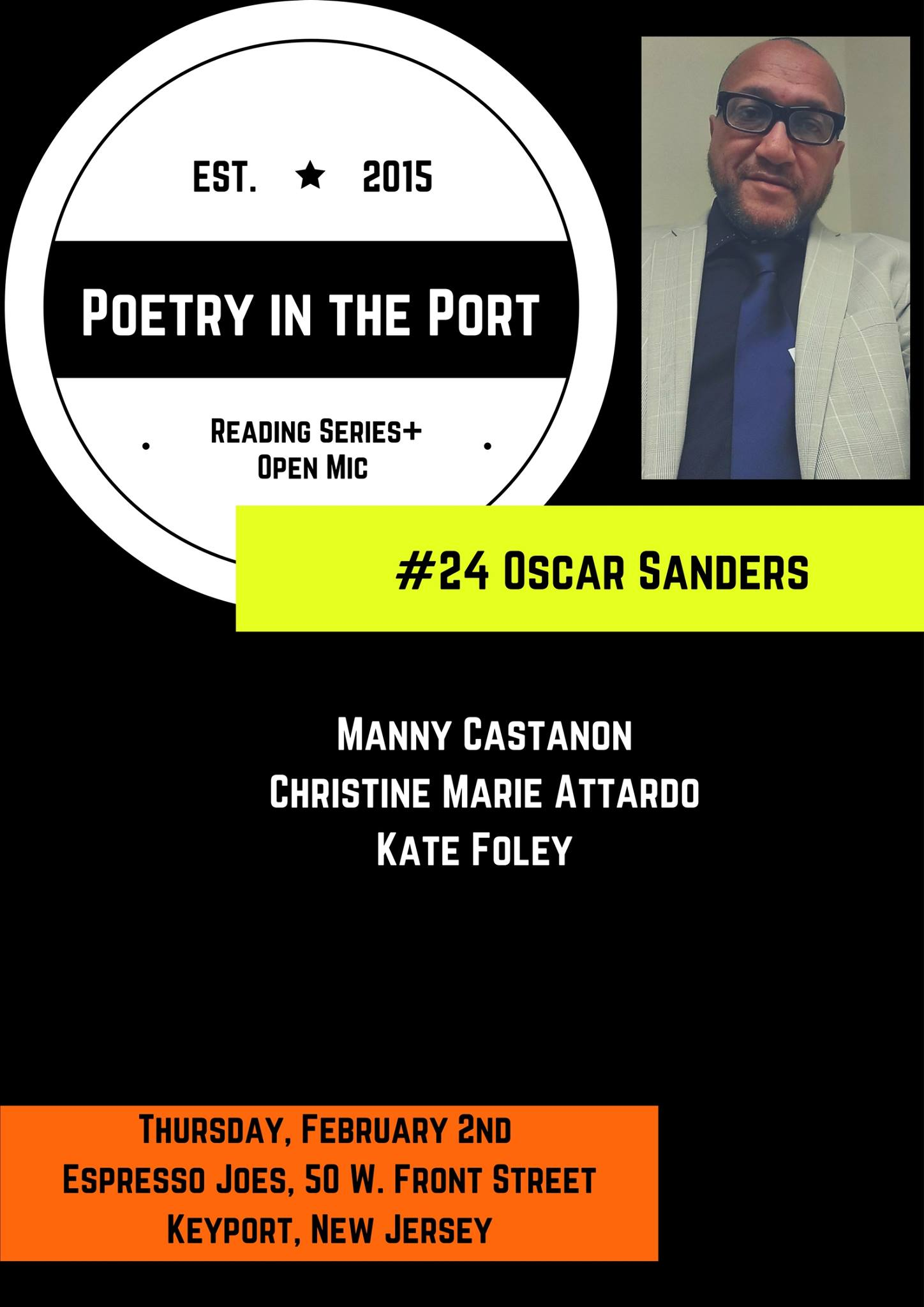 Oscar Featured poet keyport.jpg