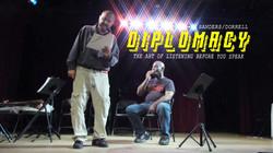 Diplomacy Reheasal Film Poster