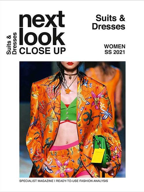 NEXT LOOK CLOSE UP WOMEN SUITS & DRESSES