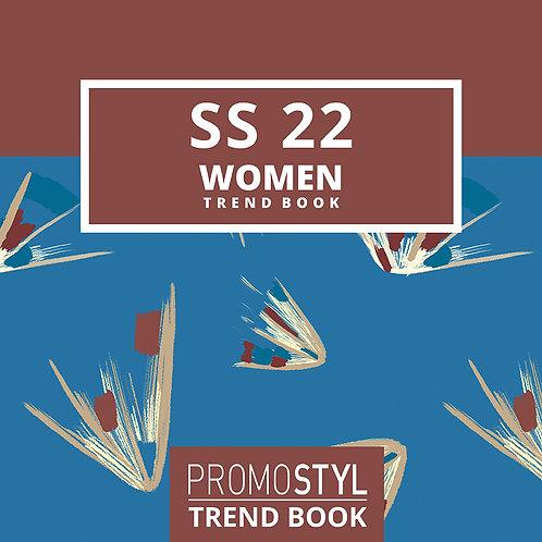 PROMOSTYL-WOMENS TREND BOOK S/S 22