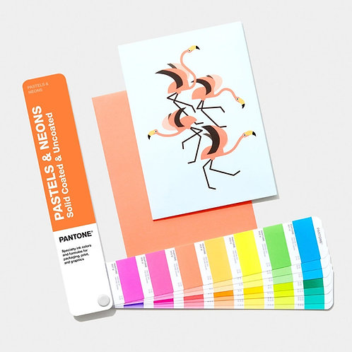 PANTONE PASTELS & NEONS GUIDE | COATED & UNCOATED
