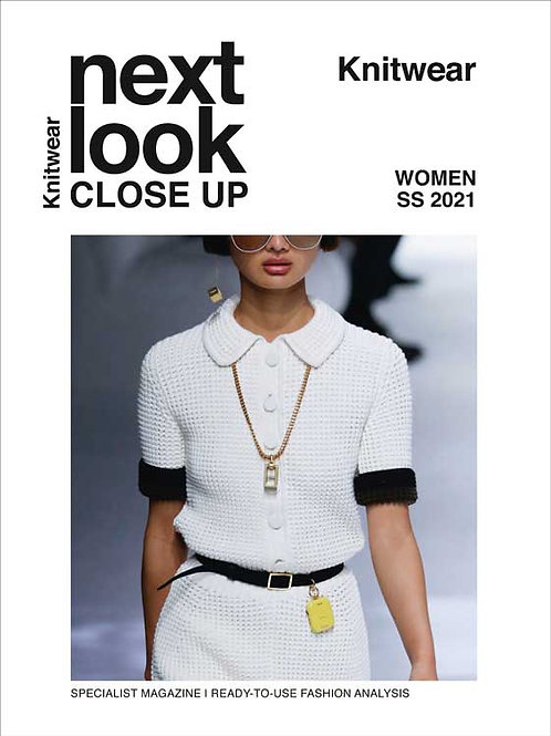 NEXT LOOK CLOSE UP WOMEN KNITWEAR