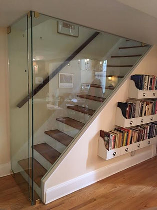 Staircase Enclosure