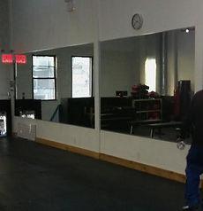 Gym Wall Mirrors