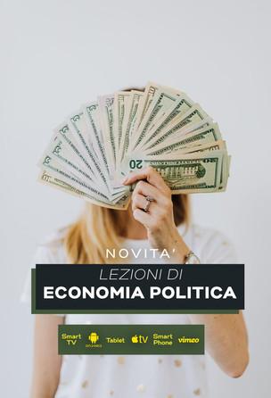 Lezioni di Economia Politica