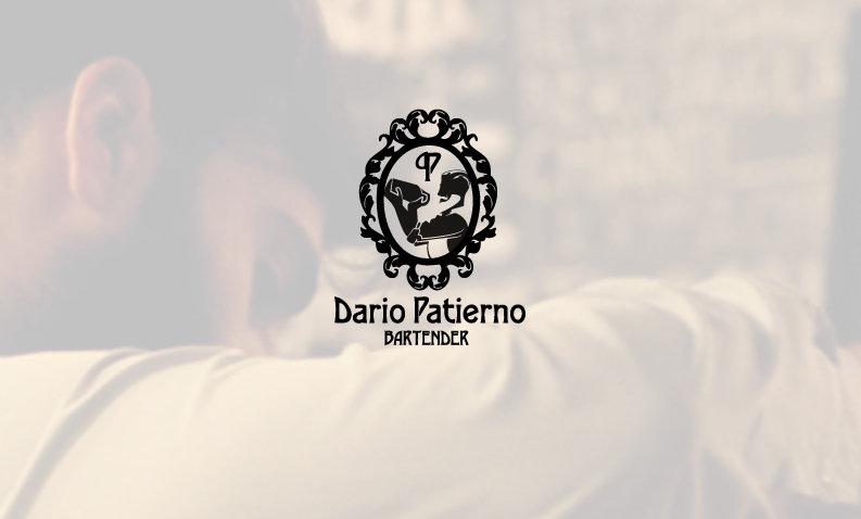 bartender dario patierno drogheria fiorelli archivio storico video grafica logo design