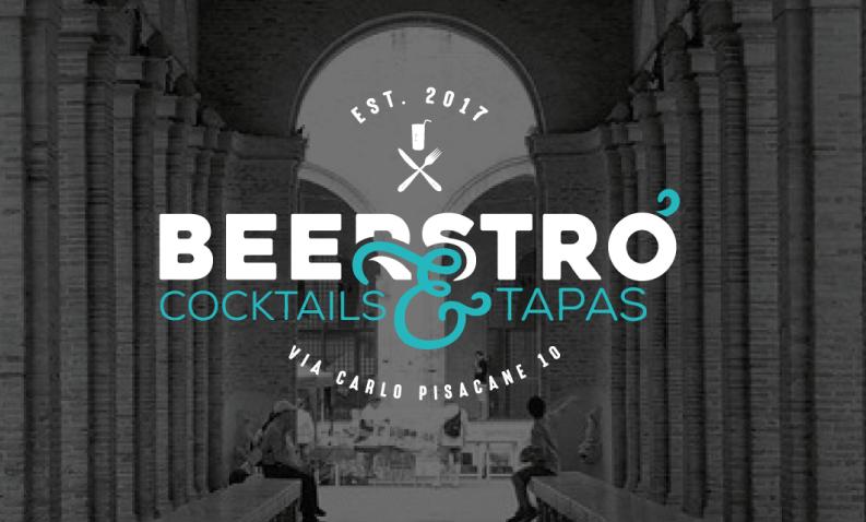beerstrò rimini logo grafica design web marketing