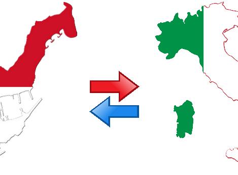 Coopération fiscale entre la Principauté de Monaco et la République italienne en matière fiscale