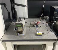 LED measurement setup