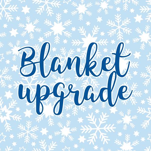 Christmas Box Blanket Upgrade