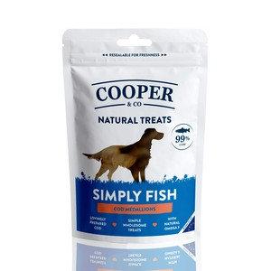 Cooper & Co Simply Fish Treats