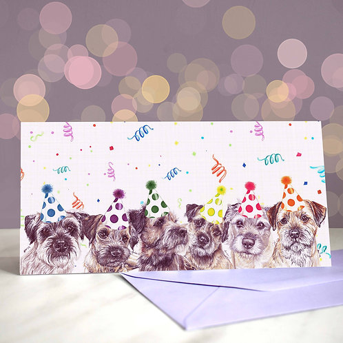 Amber Marie Party Animals Cards
