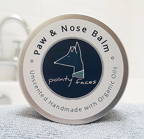 Pointy Faces Balms