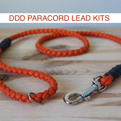 Rope Style Paracord Lead Kit