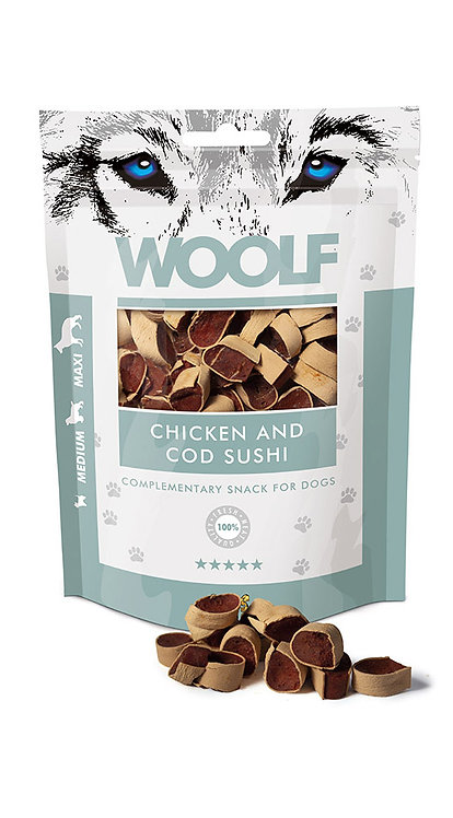 WOOLF Large Treats