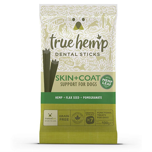 True Hemp Skin + Coat