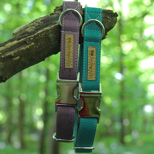 Two Dogs Co Cork Collars