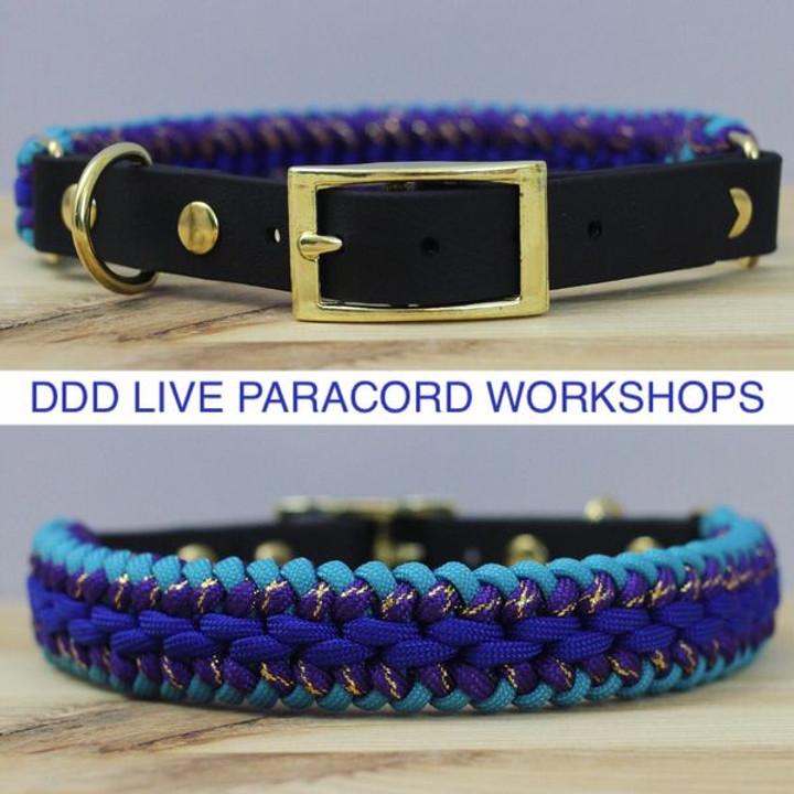 Live Workshop 8 - Waterfall Collar