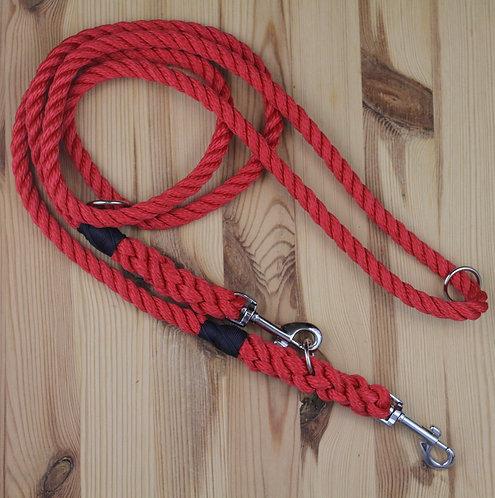 Weatherproof Twisted Training Rope Lead