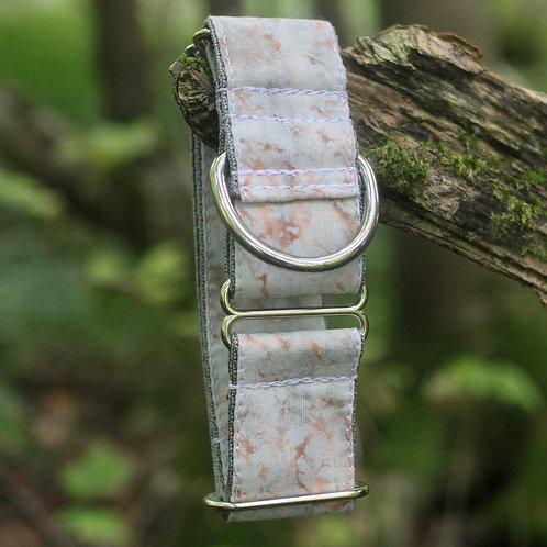 Rose Gold Marble Bio-Canvas Collar