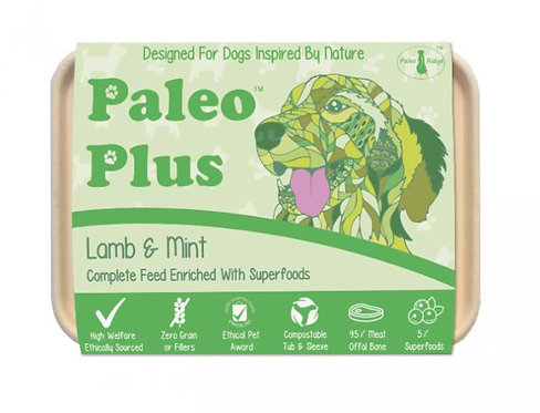 Paleo Plus Lamb & Mint