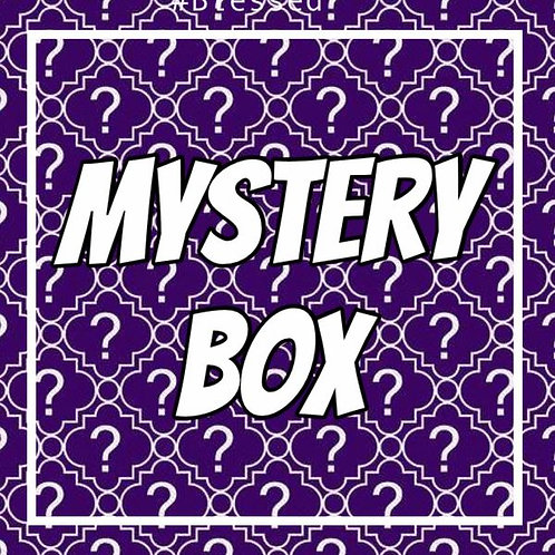 Mystery Treat and Chew Box