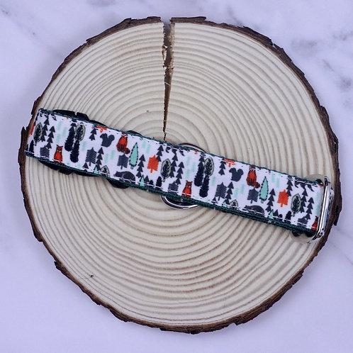 Scandi Woodland Bio-Canvas Collar
