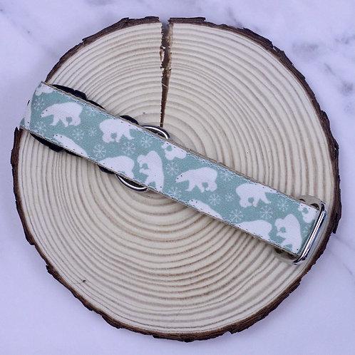 Polar Bears Bio-Canvas Collar
