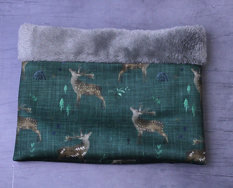 Emerald Stags Cosy Snood