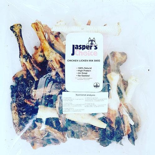 Jasper's Choice Chicken Licken Mix