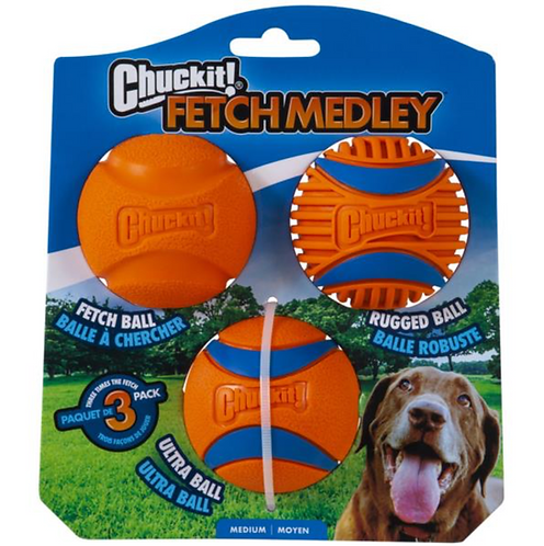 Chuckit! Fetch Medley Ultra