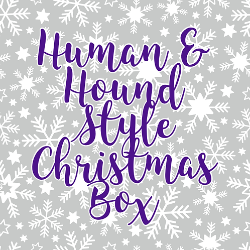 Human & Hound Style Christmas Box