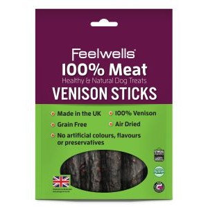 Feelwells Venison Sticks