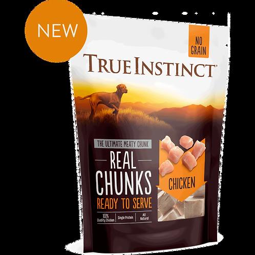 True Instinct Freeze-dried Meat Chunks