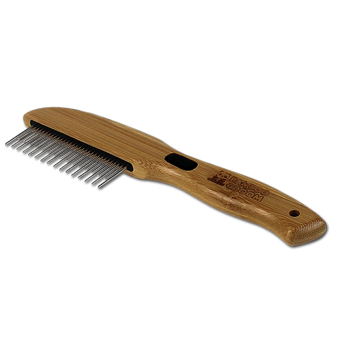 Bamboo Groom Comb